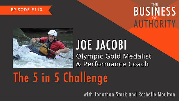 Joe Jacobi and the 5 in 5 Challenge